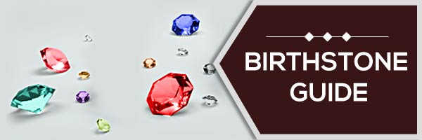 Birthstone Guide at Master Jewelers