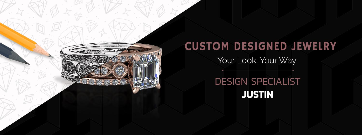 Custom Designed Jewelry At Master Jewelers