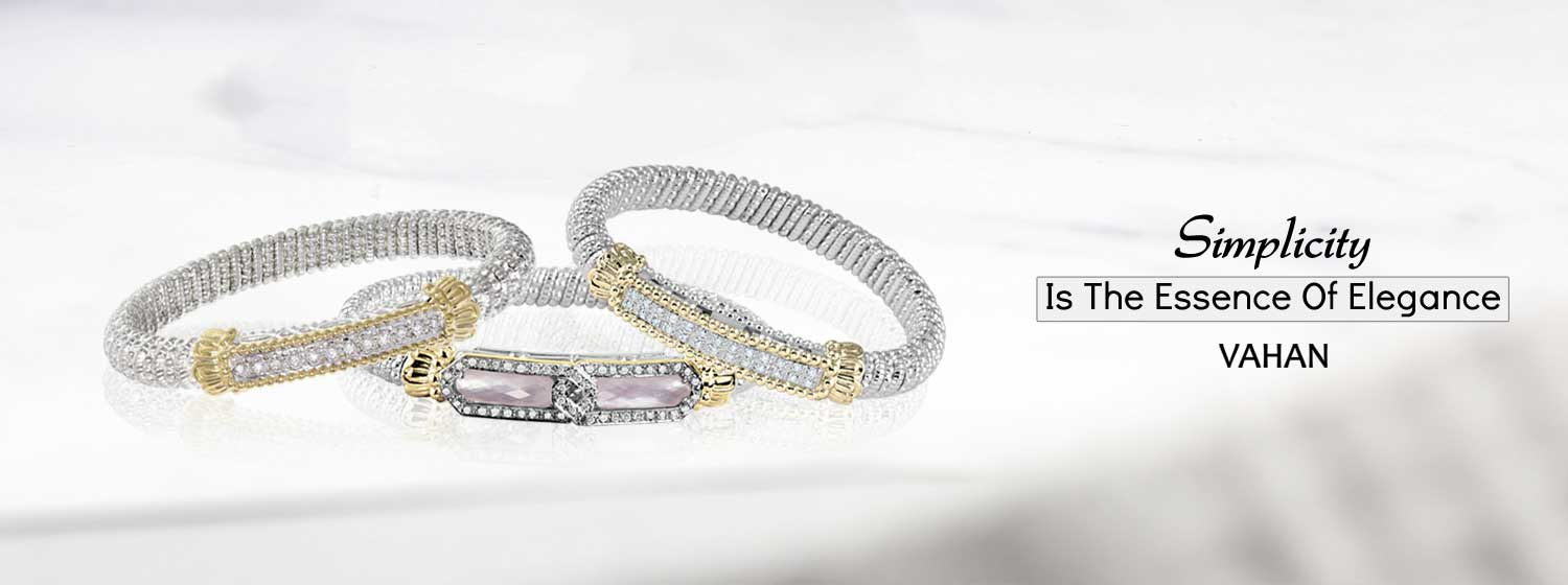 Vahan Diamond Bracelets Available At Master Jewelers