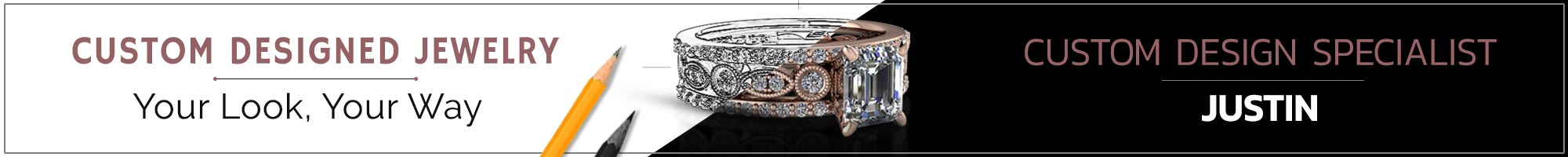 Custom Design Jewellery at Master Jewellers