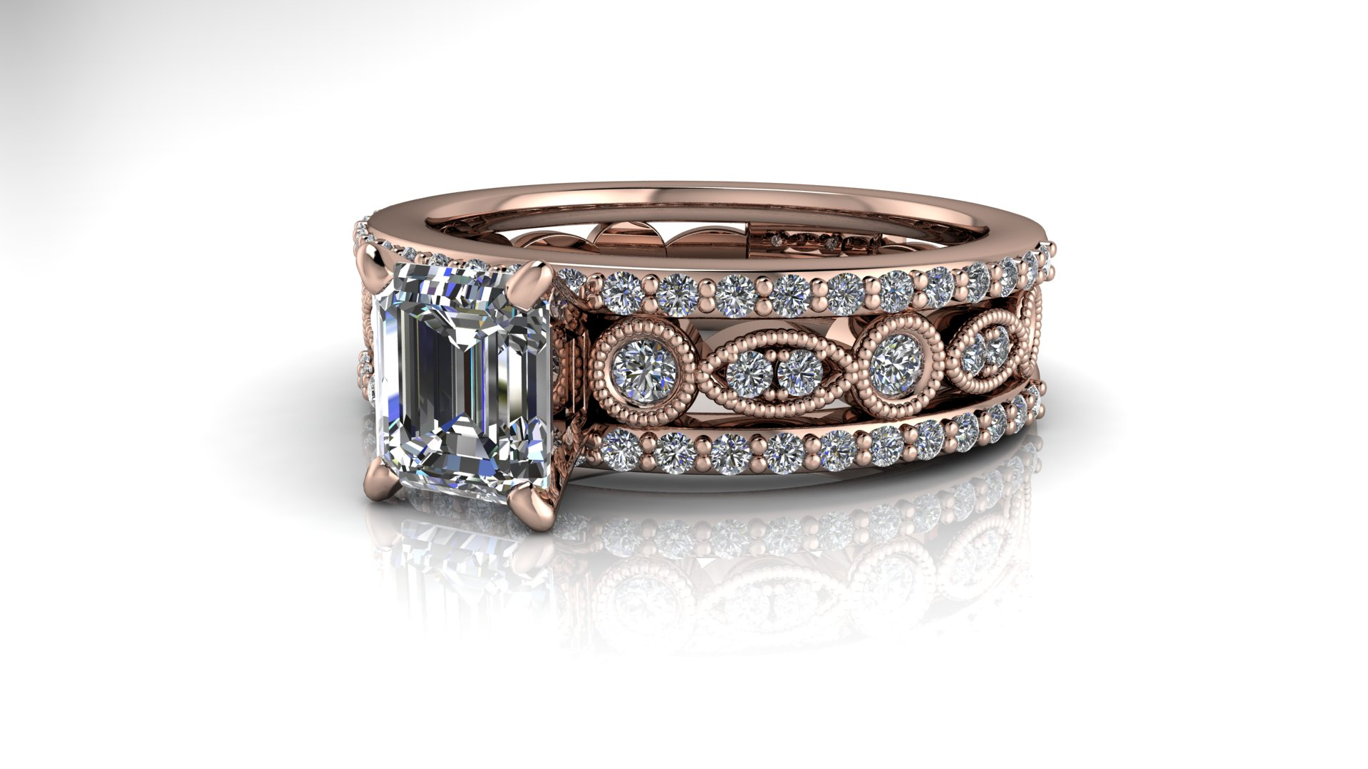 Custom design Collection at Masters Jewellers